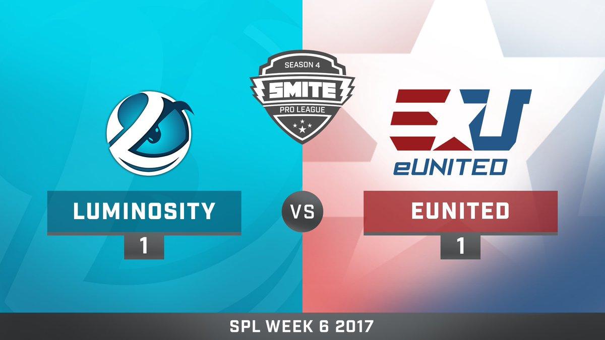 Luminosity vs eUnited