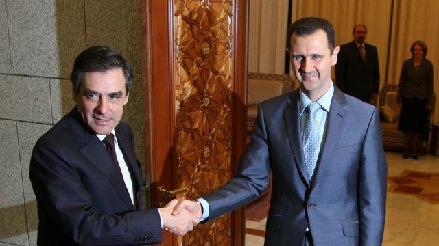 Voulons-nous comme #Fillon d&#39;une #France alliée de #Poutine et #Assad ?  #LEmissionPolitique #Syrie #diplomatie<br>http://pic.twitter.com/7oeaNCW9qg