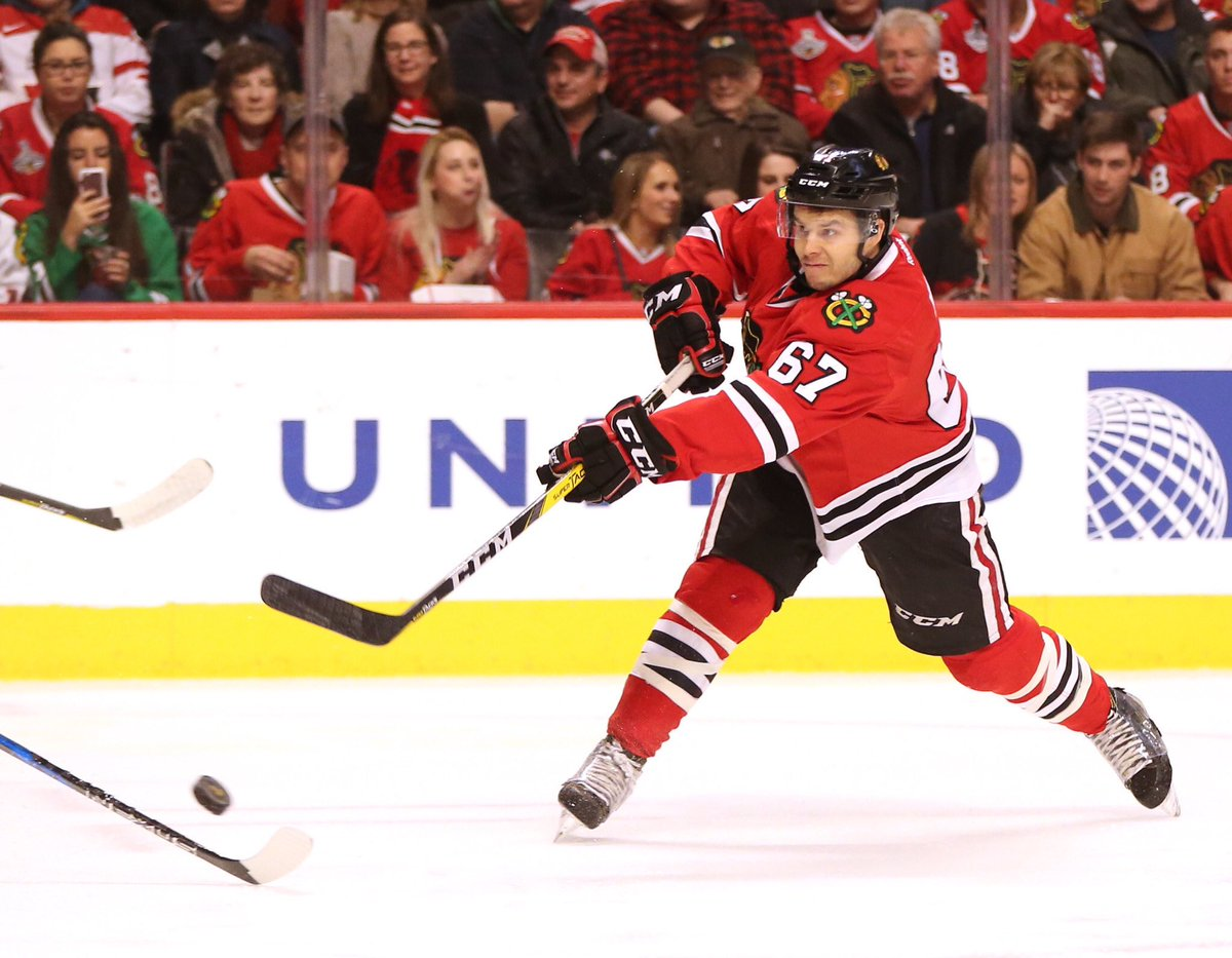 #Blackhawks sign Tanner Kero to two-year extension. #NHL https://t.co/...