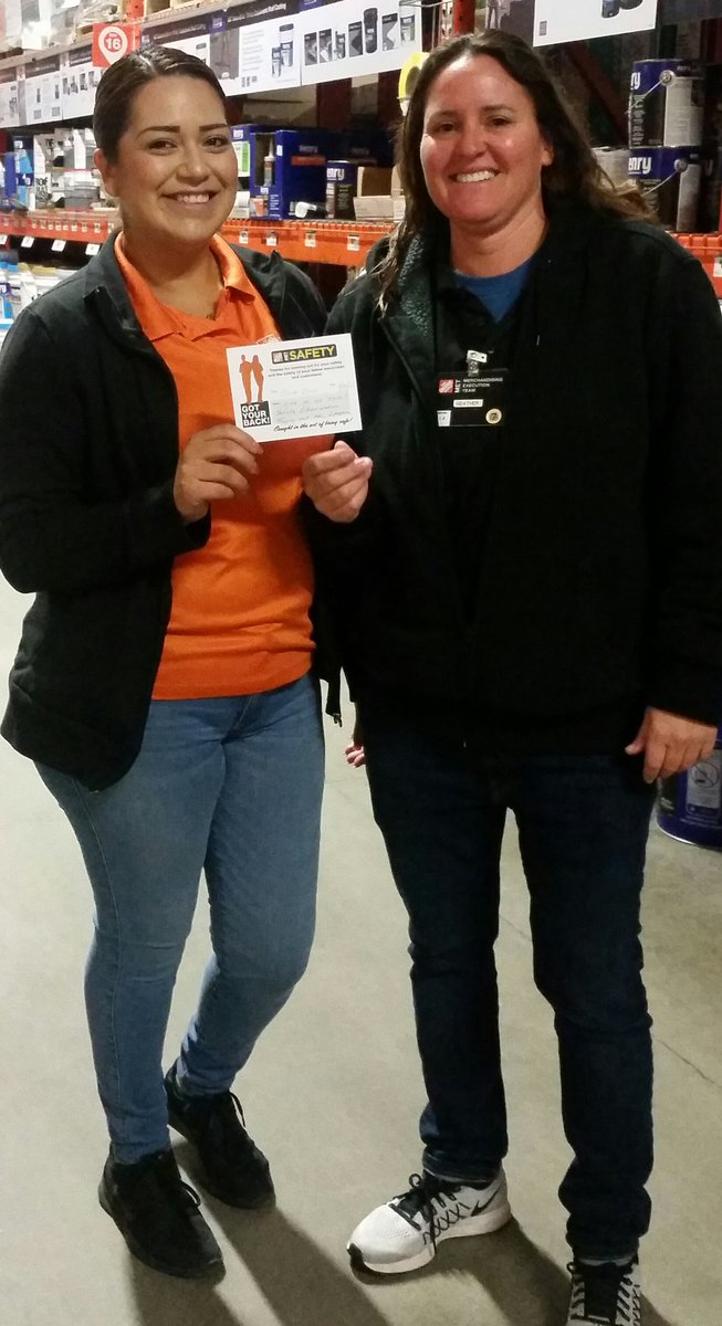 Congratulations Tina you got caught in the act of SAFETY  #MET #HDFAMILY @likevike #safetyfirst #safetymatters at 1040<br>http://pic.twitter.com/y160GmyuaM