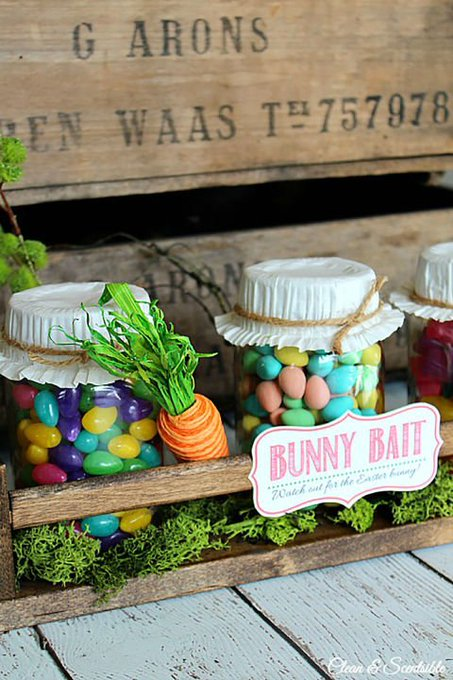 Hop to It! 60 Easy and Beautiful Crafts to Make This Easter