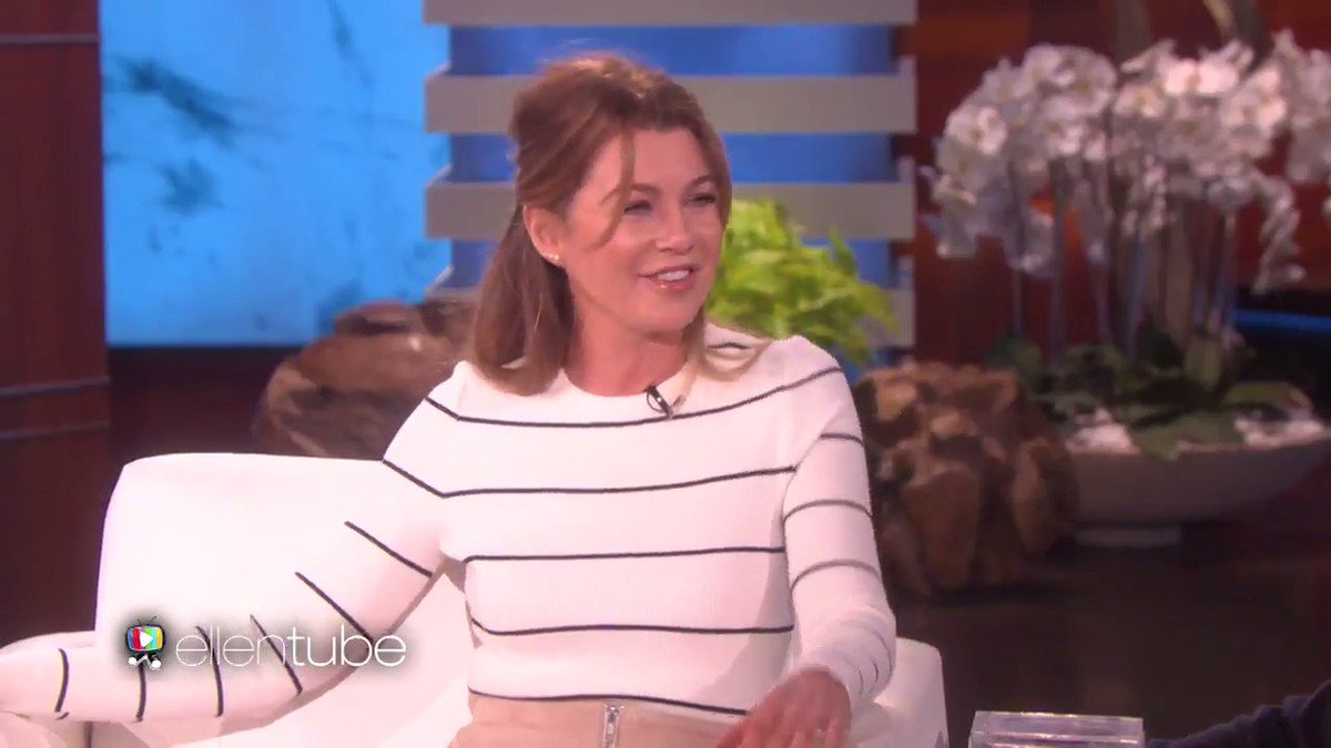 .@EllenPompeo tells me about the incredible long run of #GreysAnatomy.