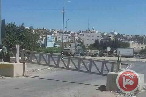 Israel closes #Hebron-area crossroads in response to &#39;increased stone-throwing&#39; in the area  http://www. maannews.com/Content.aspx?I D=776088 &nbsp; …  #Palestine <br>http://pic.twitter.com/IQ6rY5Dkqb