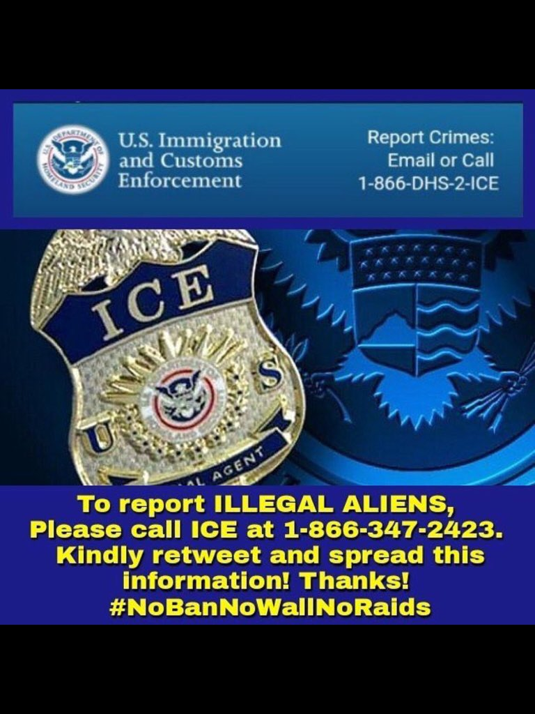 @Border_Angels Americans 4 Deportion of illegals aliens r strongly encouraged 2 protest &amp; #Resist this upcoming event in San Marcos #LaRaza <br>http://pic.twitter.com/QcI944orpl