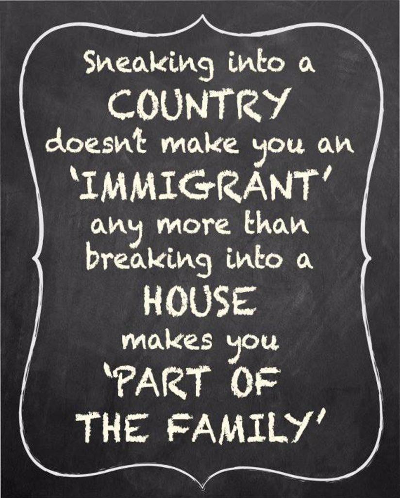 @Border_Angels is nothing more than #LaRaza America Haters #BuildTheWall #Tragetillegals #RepealDACA #DefundBorderAngels #BorderCrashers<br>http://pic.twitter.com/6EmktDUJ2y