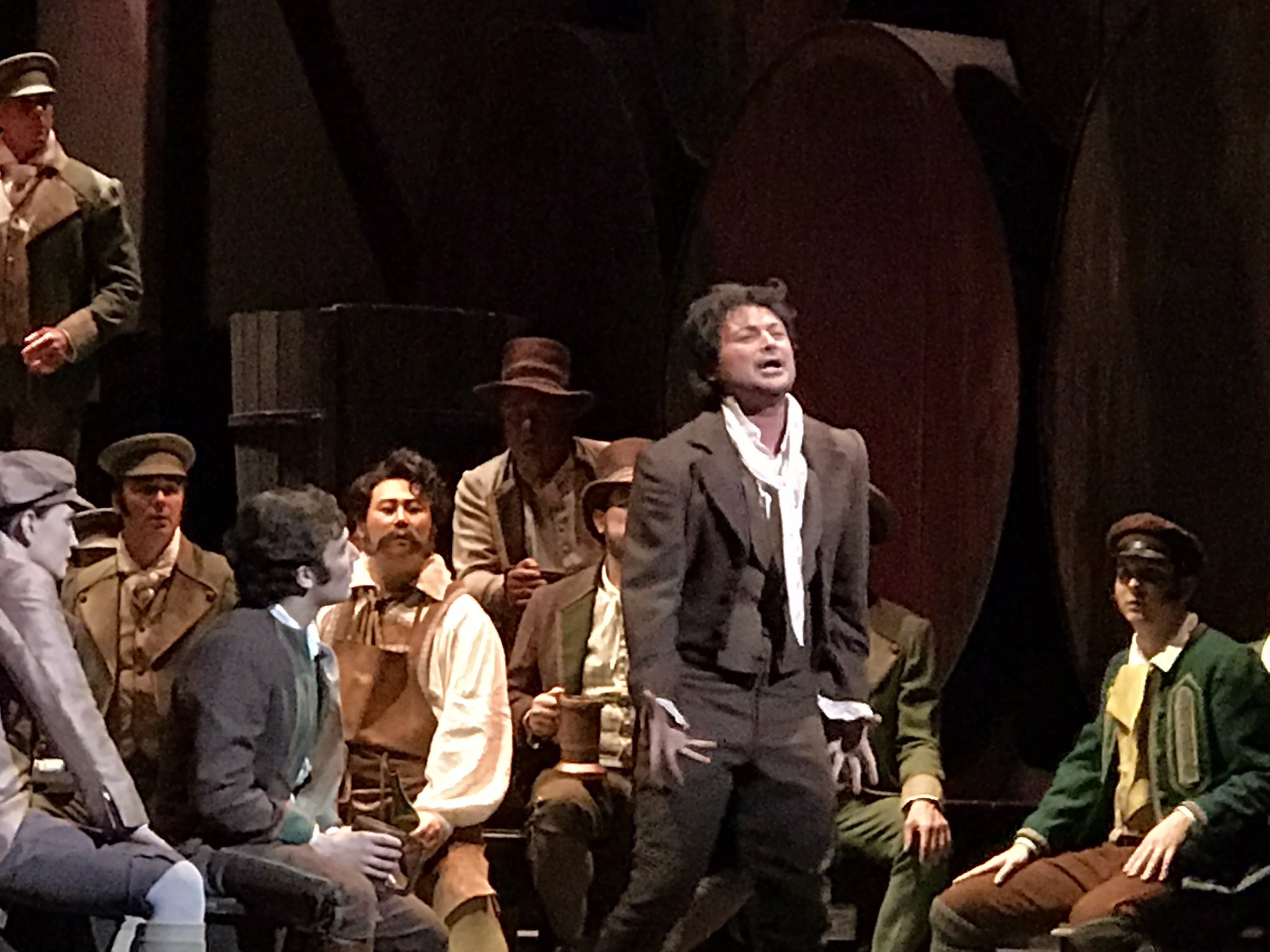 I wish all men would sing as passionately about women and love as @VittorioGrigolo does in @LAOpera 'S #talesofhoffman #laopera https://t.co/kPcphDDVUS