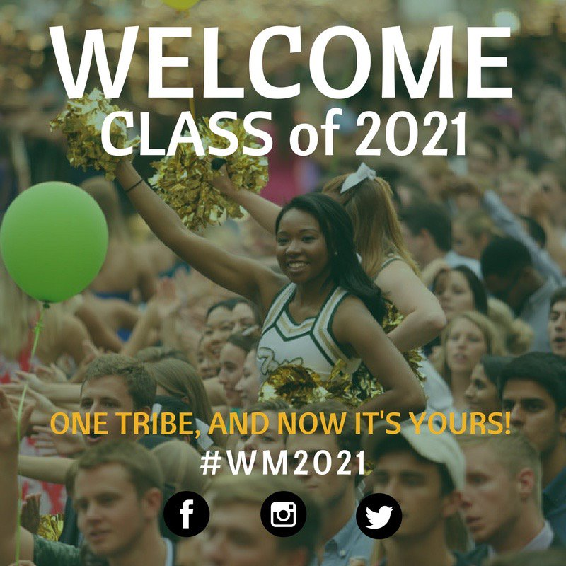 Thumbnail for Welcome, #wm2021!