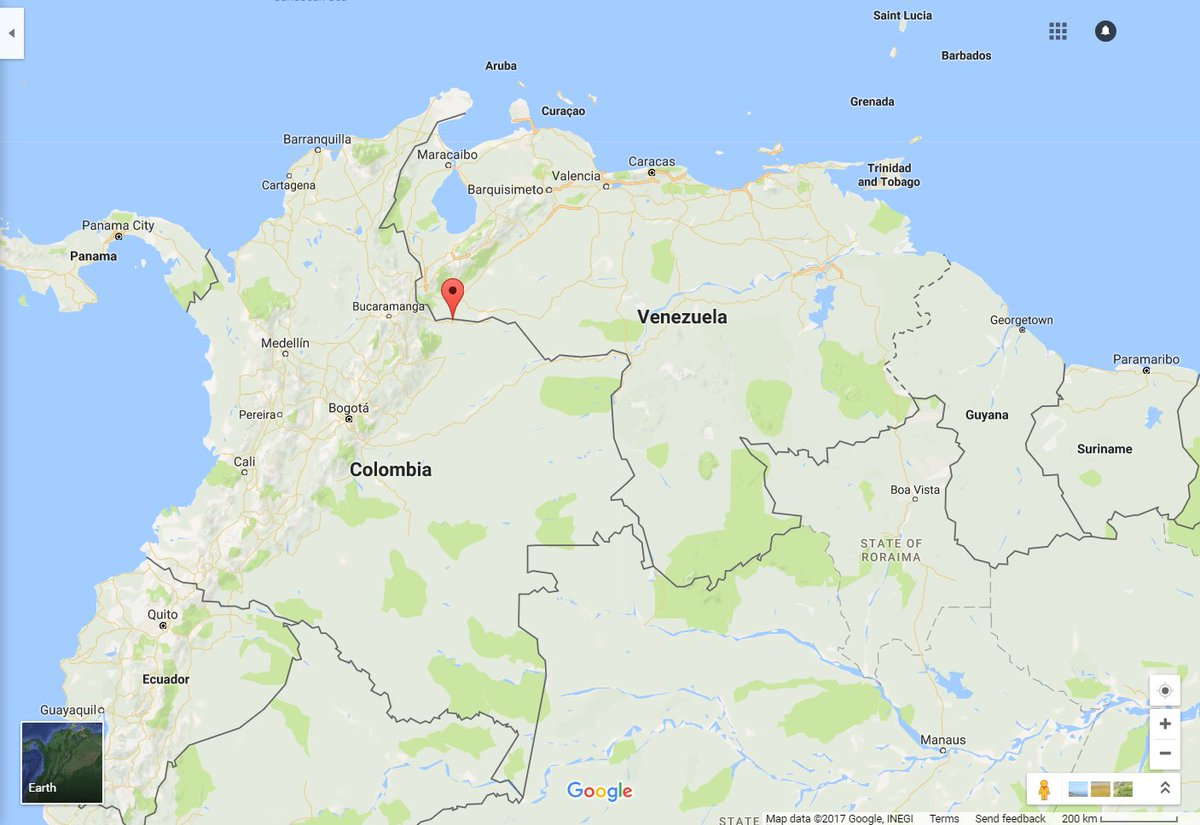 60 Venezuelan troops reportedly entered Colombian territory, violating latter's