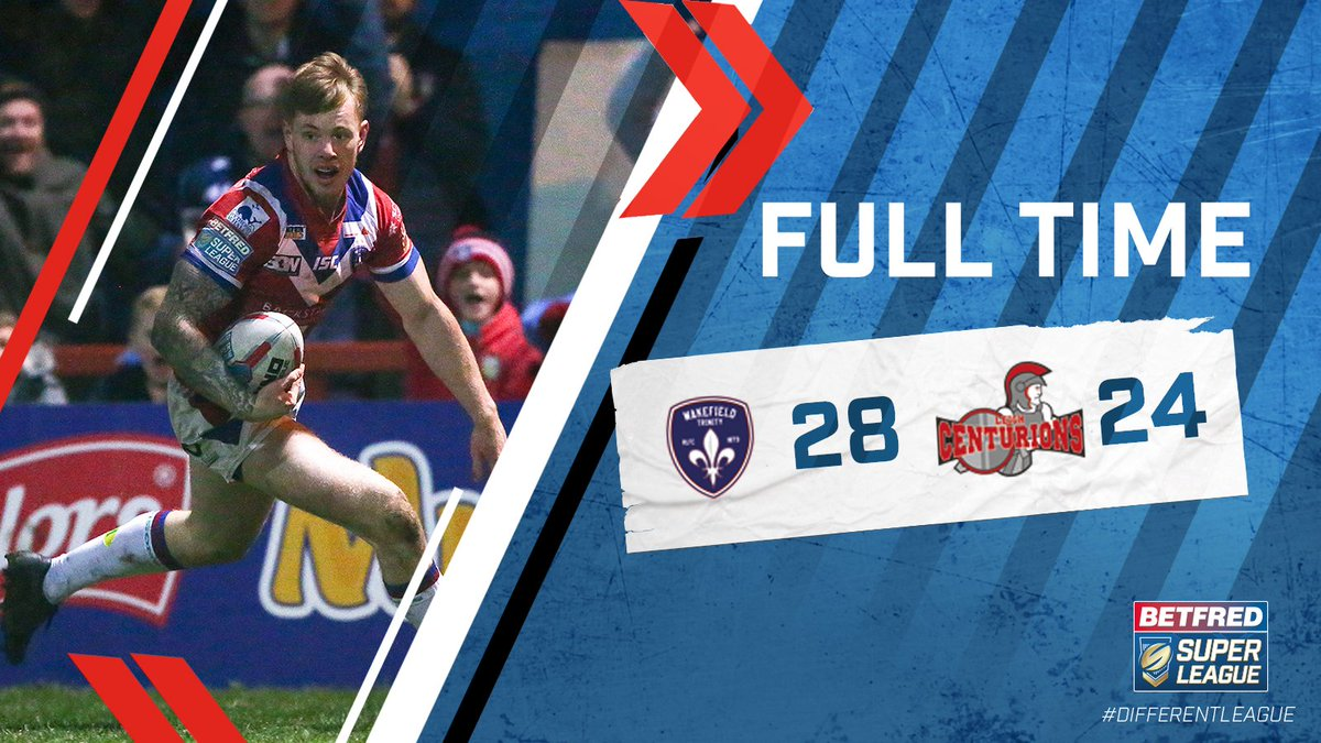 #SLWakLei  A superb second half display from @WTrinityRL, as they defe...
