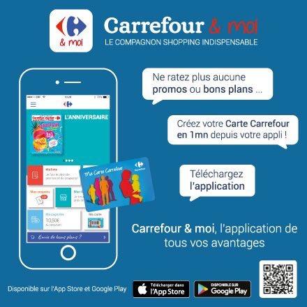 Carte Carrefour Application.Carrefour City Dinan Ar Twitter Pourquoi S Embeter Avec