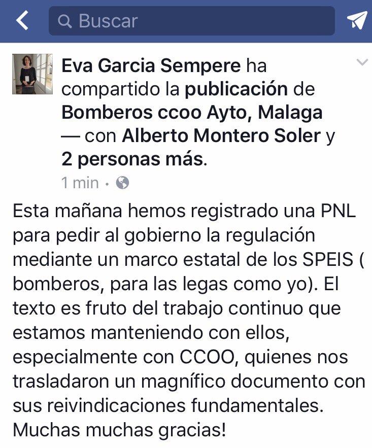 Bomberos CCOO on Twitter: \