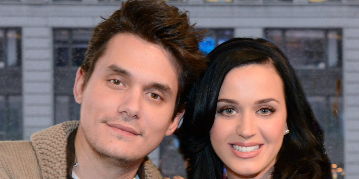 John Mayer confirms his new song is about Katy Perry: ellemag.co/zEGa1Yo