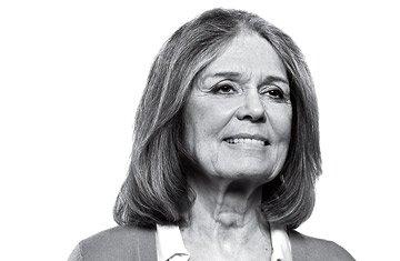 Happy Birthday to feminist icon Gloria Steinem!