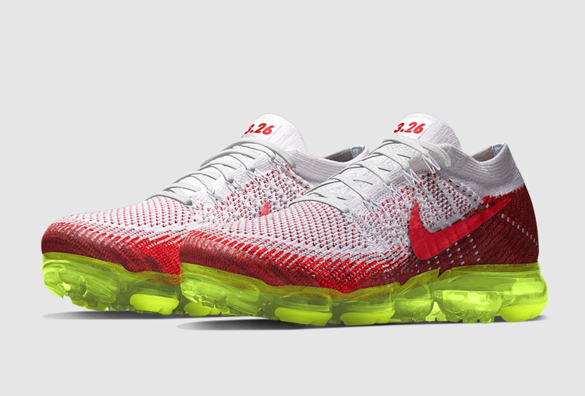 check out eeedb 664dc nikeid is launching the flyknit air max 1 ultra amp nike air vapormax for  airmaxday