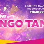 Lineup tomorrow at 7 #wangotango