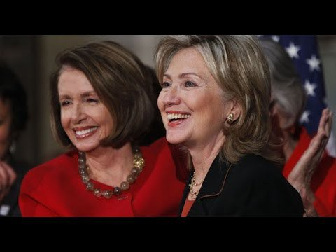 Nancy Pelosi: #Obama &amp; Hillary Are ... - VIDEO-&gt;  http:// trumplatestnews.com/2017/03/nancy- pelosi-obama-hillary-are-leaders-of-the-dem-party-today/ &nbsp; …  #FreedomOfThePress #2016 #America #AndersonCooper #CNN<br>http://pic.twitter.com/hSYM4pt2bI