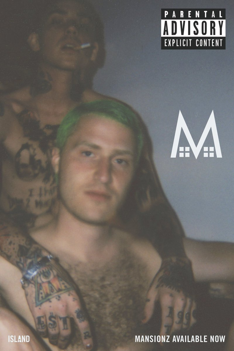 It's out....worst album ever. Don't listen...seriously smarturl.it/Mansionz