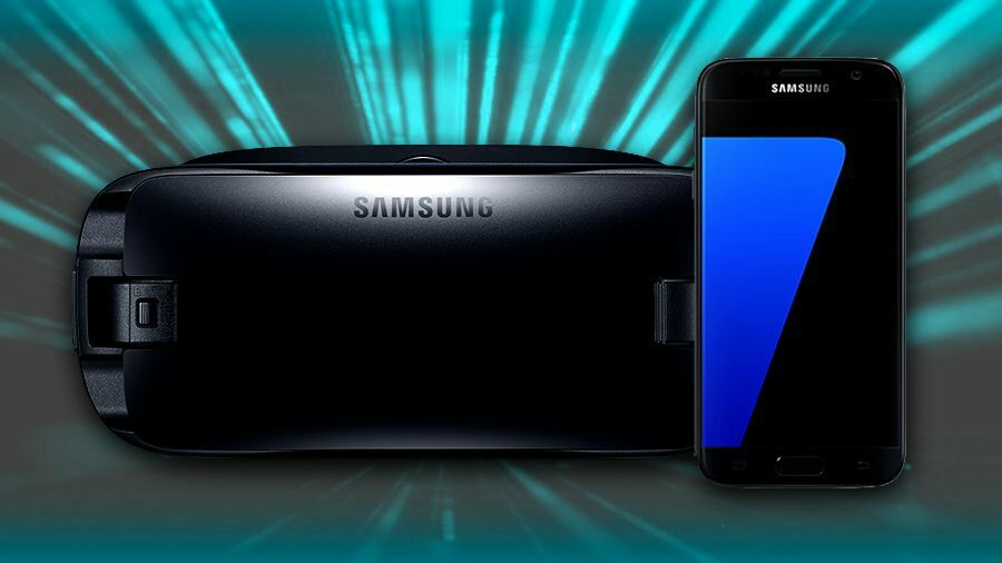 Next Samsung Gear VR could have a built-in super-high-res display