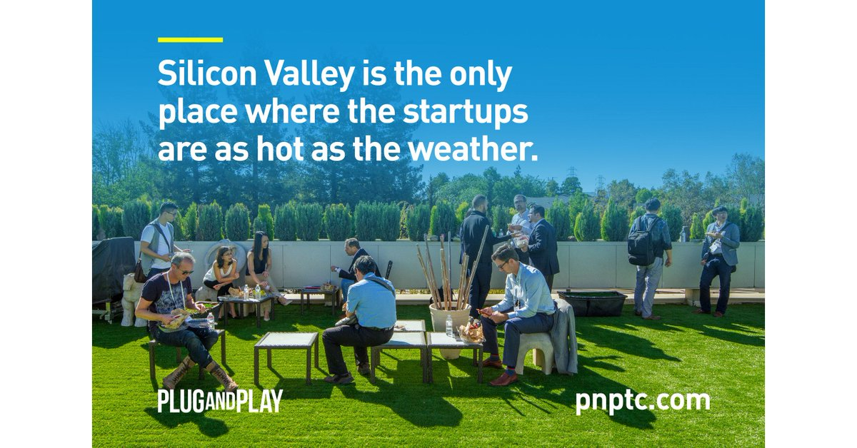Get the details: Plug and Play Accepts 175 Startups For Their Accelerator Programs https://t.co/lF33JaBGk6 https://t.co/JVfGWqynQP