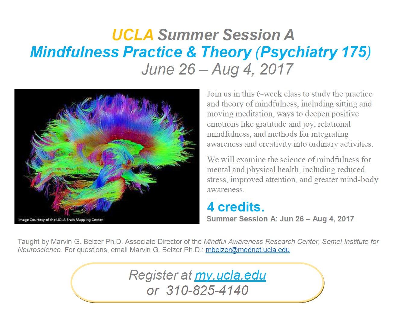 UCLA Mindful on Twitter: