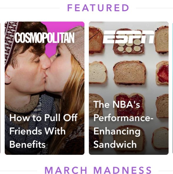 Thanks @Snapchat for engaging content that makes me smarter and think deeper about my existence.