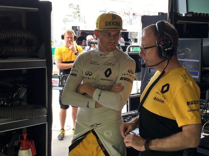 Re: Der Fan-Club für Nico Hülkenberg