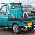 以前この色のスズキ車に乗ってる女性がいたんで「それダイハツの色ですよね?」って言ったら「そう!取り寄…
