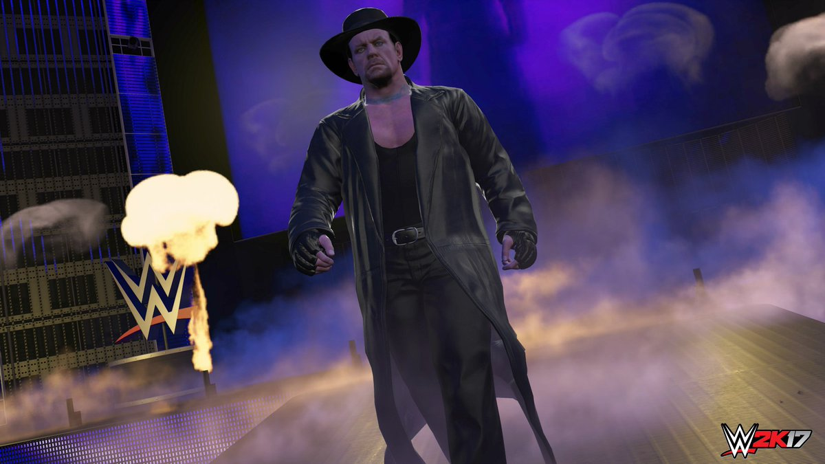 Happy birthday to the #Deadman, the #Phenom, the #Undertaker! https://...
