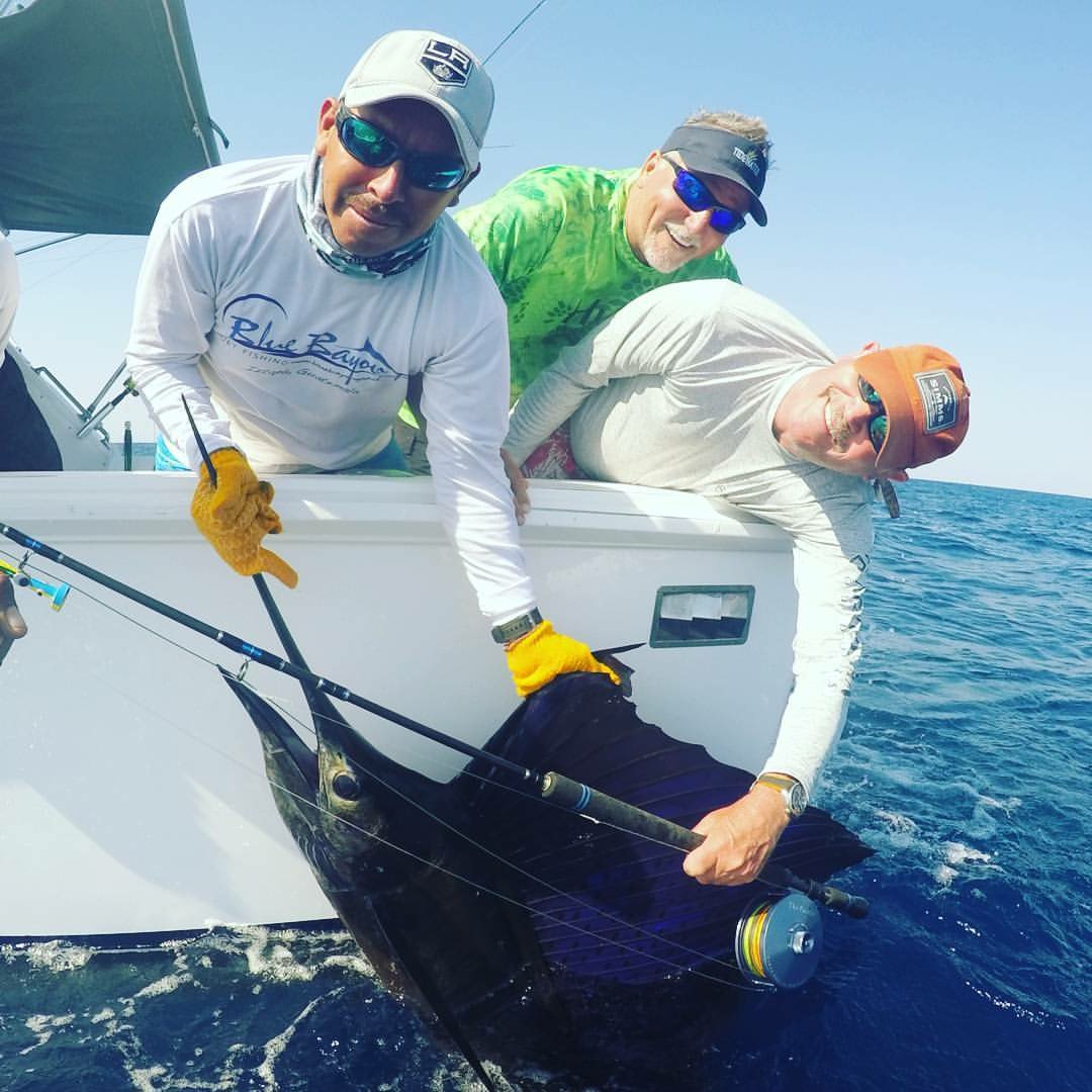 Guatemala - Sails Call went 4-9 on Sailfish on Fly and 5-7 on conventional.