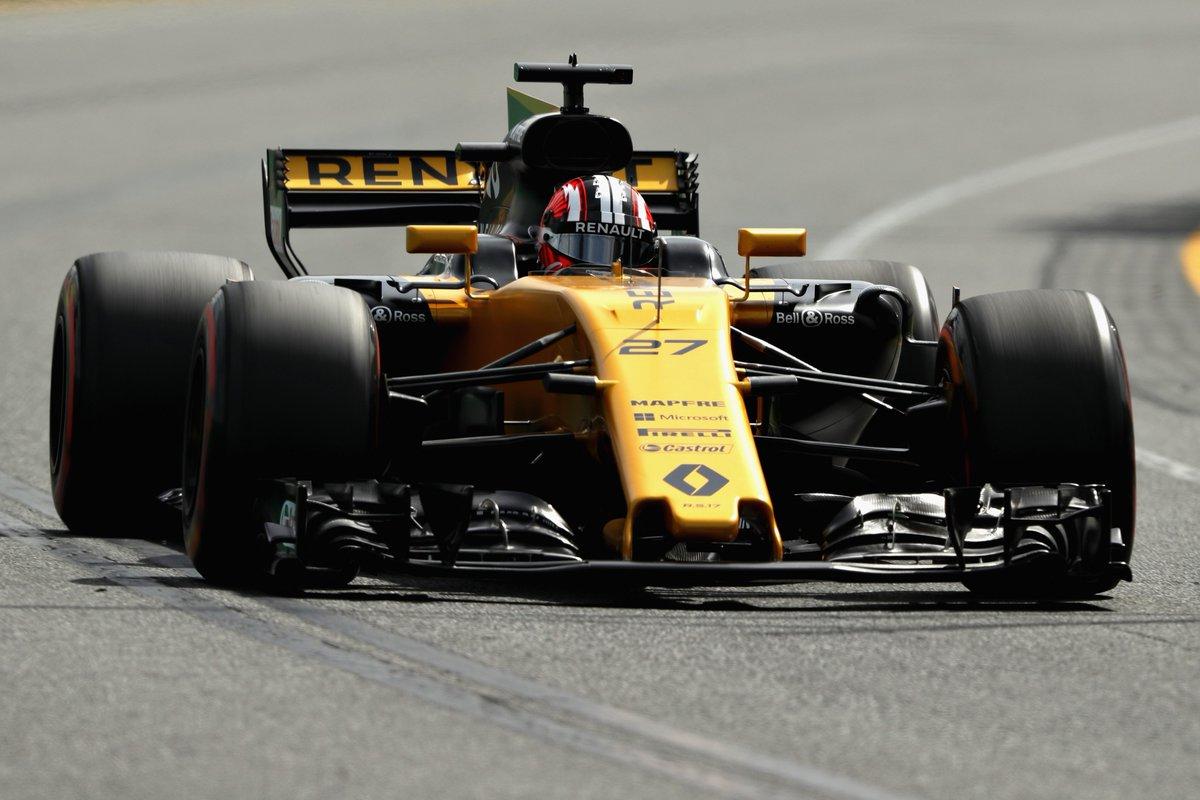Хэмилтон одержал победу тренировки Гран-при Австралии