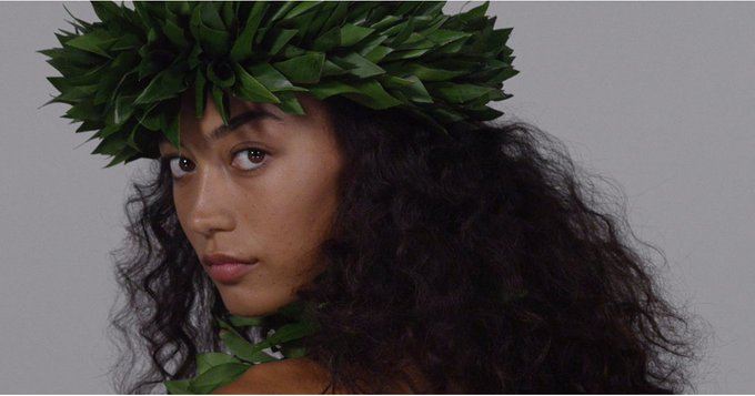 This Beauty Video Gives a Platform to an Important Hawaiian Issue
