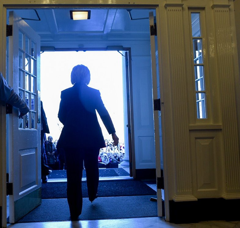 Campaigning to smear the reputation of one woman is easy. Governing is...