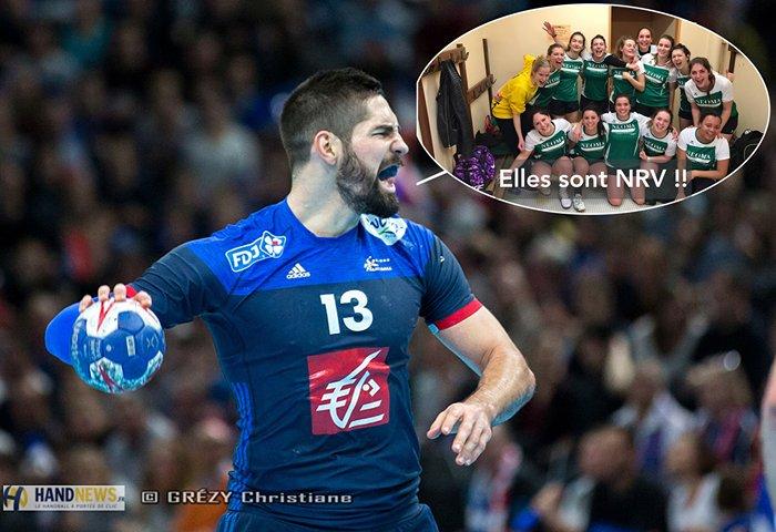 #J-1 On vous présente les Chaudes Guns de @NEOMAbs_Rouen ! Bonne chance à elles ! #roadtoReims #handball <br>http://pic.twitter.com/ckdyxXpY0p