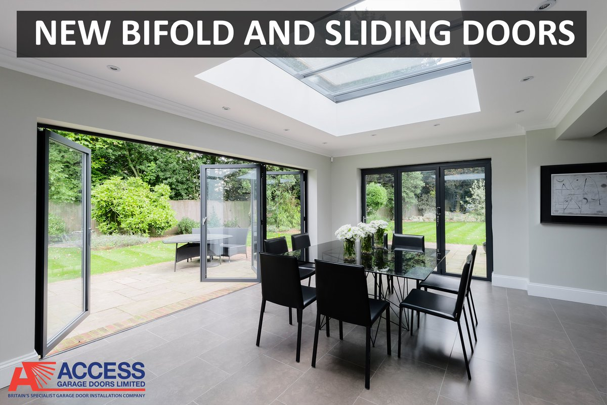 Superbe Contact Us Today For A Free Survey And To Find Out More About Our New Doors    Https://www.accessgaragedoors.com/bifold And Sliding Doors/  U2026pic.twitter.com/ ...