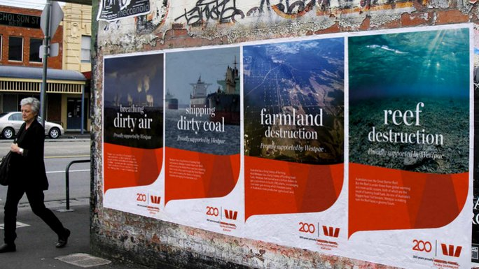 #StopAdani Alliance&#39;s @market_forces is raising $ to help Westpac with honest advertising on #coal. Donate here:  http:// bit.ly/2nOpPr9  &nbsp;  <br>http://pic.twitter.com/KrgbIpEi3n