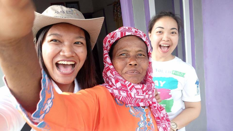 """""""Home is very important. I can always return here to rest & be w/ my family."""" - Sulikah, #Habitat home owner @HabitatYLB #HabitatYLB https://t.co/qjf9fcDkjM"""