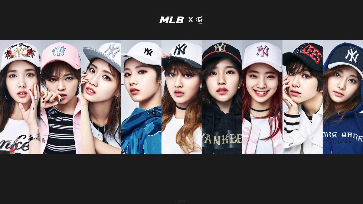 Tzuwy On Twitter Twice X Mlb 1080p Wallpaper Hq Https T Co 9fx7mncvwq