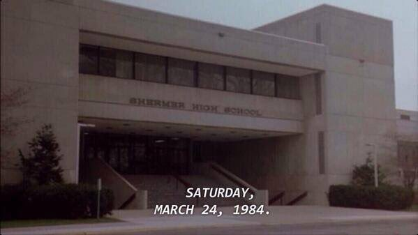 the breakfast club met for detention 33 years ago today. https://t.co/...