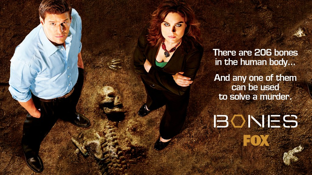 The Start of the Beginning. #FlashbackFriday to the #Bones Season 1 ar...