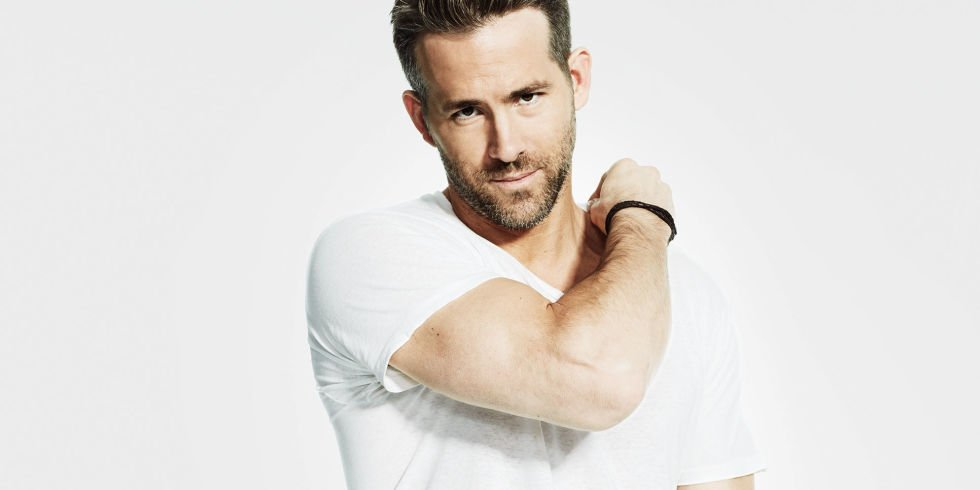 What Ryan Reynolds says about becoming the 'father of his dreams' will make you cry: ellemag.co/N2WUL6K
