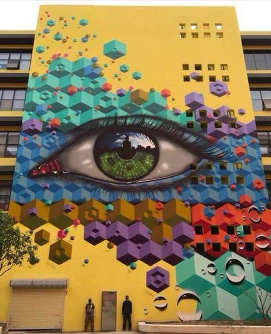 New Street Art by MyDogSighs & Snub23 in Shenzhen China 🇨🇳   #streetart #art #arte