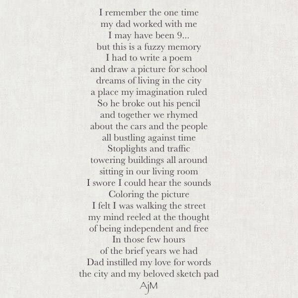 #amwriting #poem #poetry #memories #words #FridayFeeling #writing http...