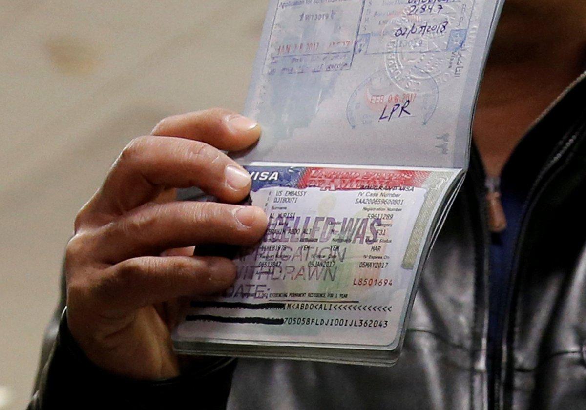 ABD yönetimi vize başvurularına sıkı güvenlik incelemesi getiriyor htt...