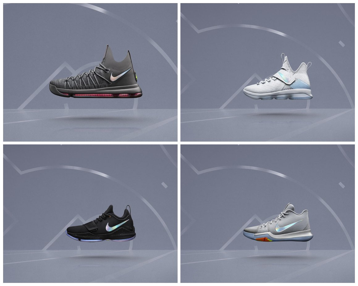 4f273f021fa8 The new Nike Basketball  Time To Shine  Collection Available Now HERE At  Nike Featuring the Kyrie 3