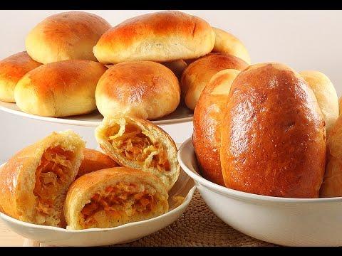 Рецепты пирожков с начинкой