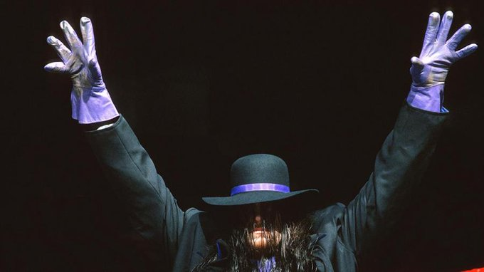 Happy Birthday to the man that made me a wrestling fan and undeniably one of the all time greats: The Undertaker!