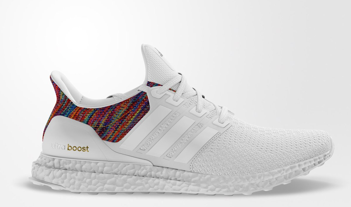 0a89f7d5f0c ... justfreshkicks on twitter the adidas ultra boost x miadidas rainbow nyc  exclusive is ...
