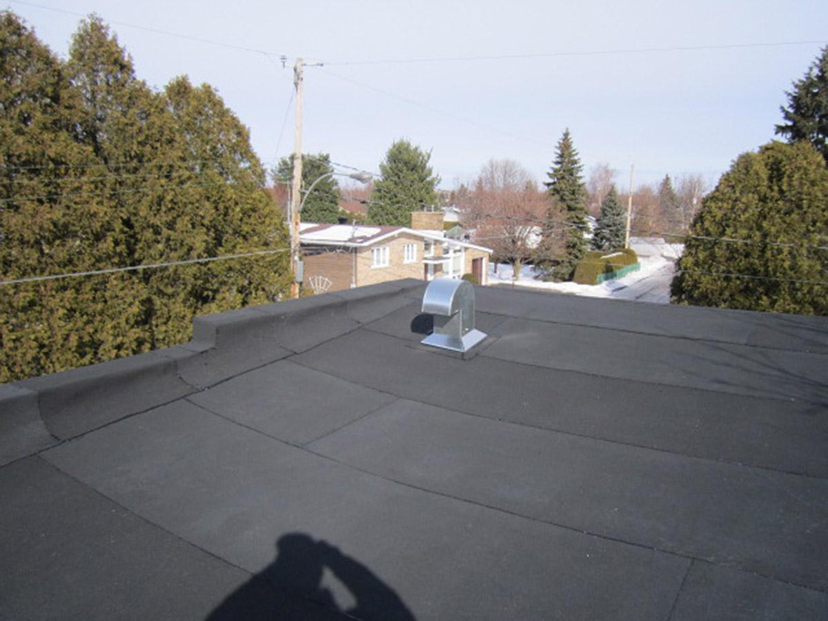 Le résultat de notre travail! #RoofRepair #roof #roofingcompany #newroof #montreal<br>http://pic.twitter.com/0qdjXCKeSu