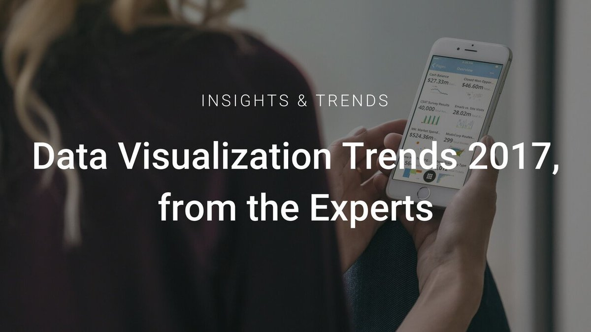 We asked and they answered! See what dataviz trends will be big this year, from the pros    http:// hubs.ly/H06N3yh0  &nbsp;   #infographics #data<br>http://pic.twitter.com/XHRppzy1l3