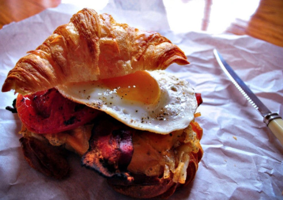 Up your breakfast game with these elevated, updated sandwich recipes:...